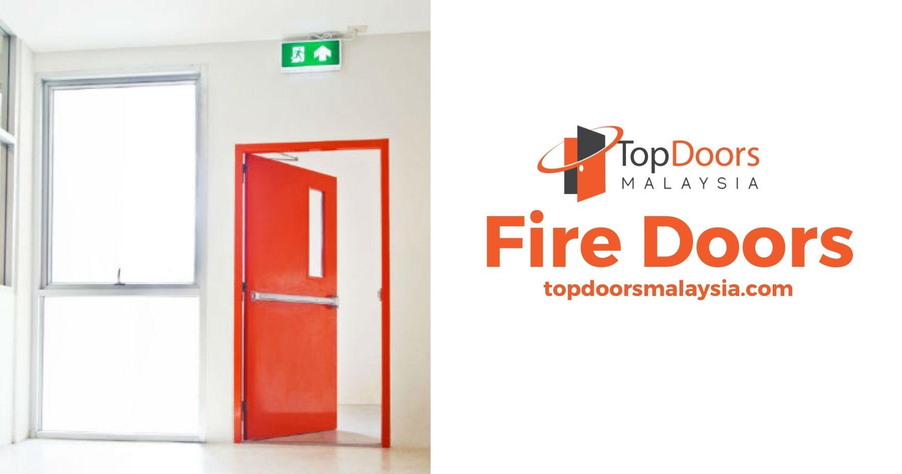 Fire Door Malaysia
